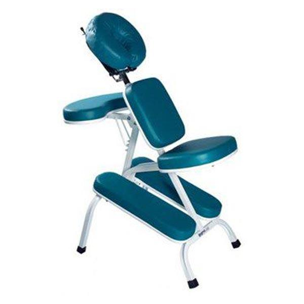 Cadeira de Quick Massage Verde Escuro- Legno