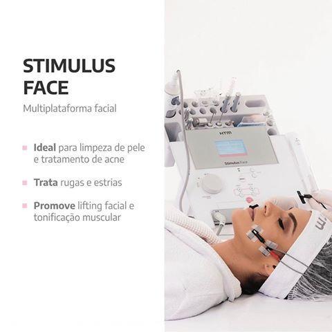 Multiplataforma Facial para Limpeza de Pele