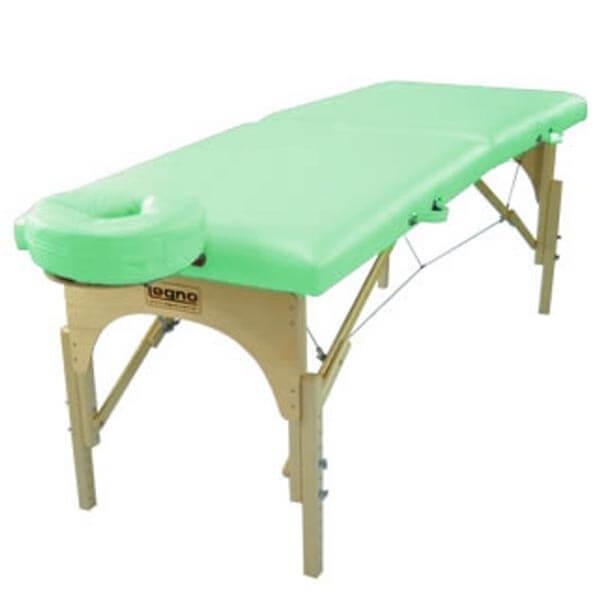 Sirius Verde Claro - Maca Portátil para Massagem